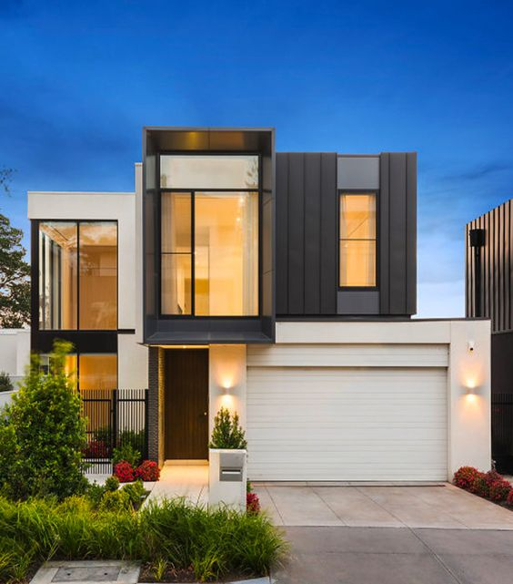 Minimalist Exterior Home Design Ideas: Beaches, House