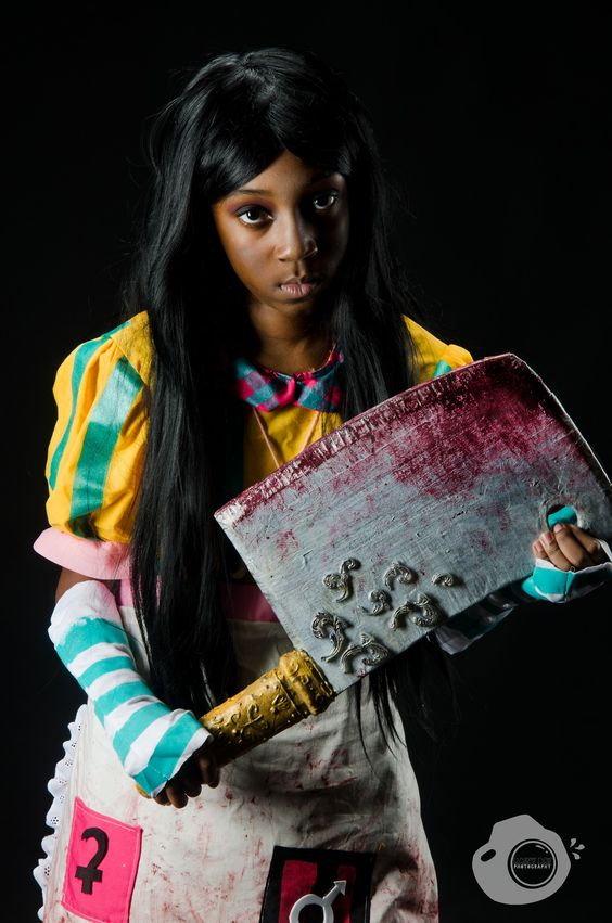 Character: Alice Cosplayer: ??? Series: Alice the Maddness Returns