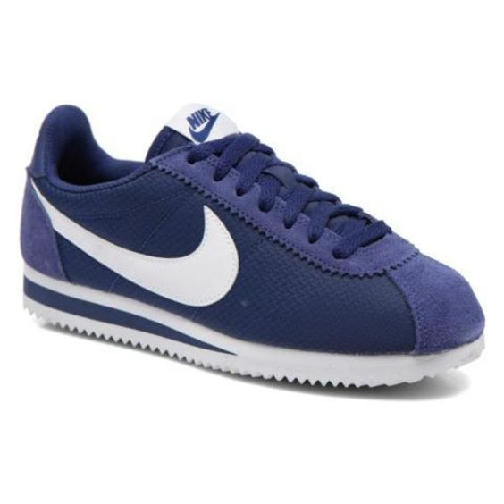 Nike Sneaker Damen Blau