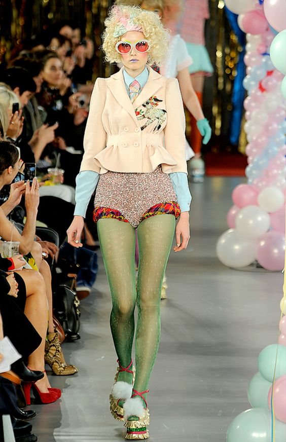 meadham kirchhoff - everyone needs a little wackiness in their life