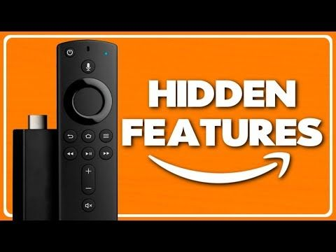 10 Hidden Amazon Fire Stick Features Settings Very Useful