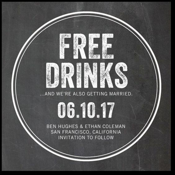 #SaveTheDate #Invitations