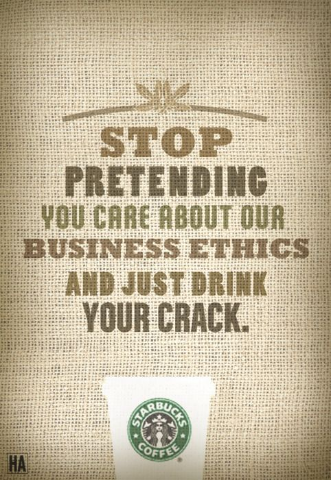 Starbucks awesome ad