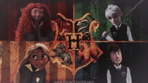 The big four hogwarts