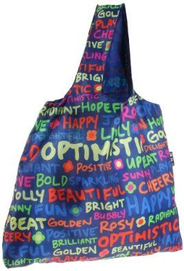 Envirosax Optimistic OP.P Shoulder Bag