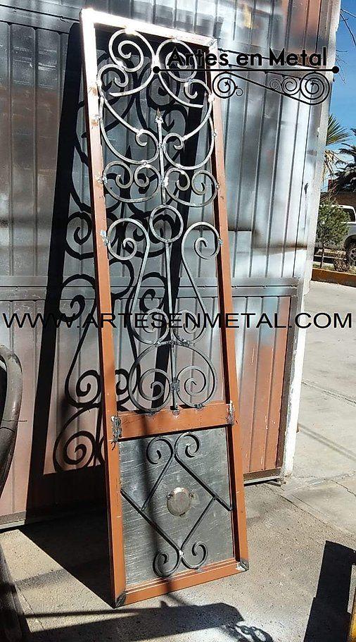 Estructuras Metalicas Y Herreria En Guatemala Catalogo De Puertas En 2020 Puertas Puertas De Metal Puertas De Vidrio