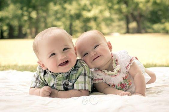 happy twin babies   happy twin babies!   AWE LOVE   Pinterest