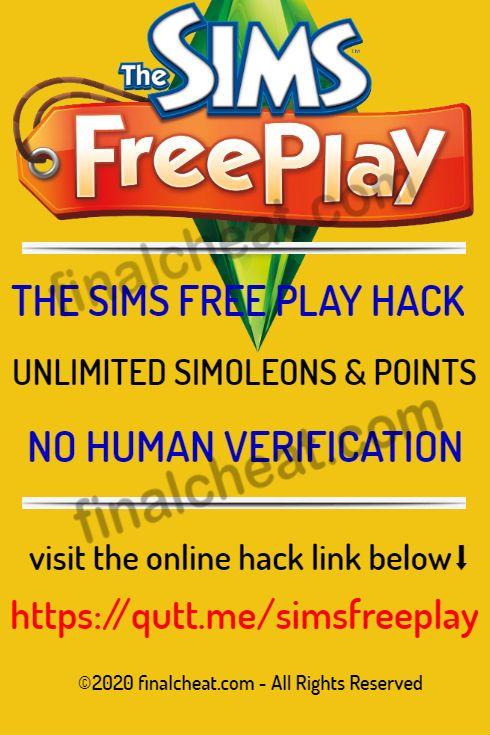 Sims freeplay money generator no survey