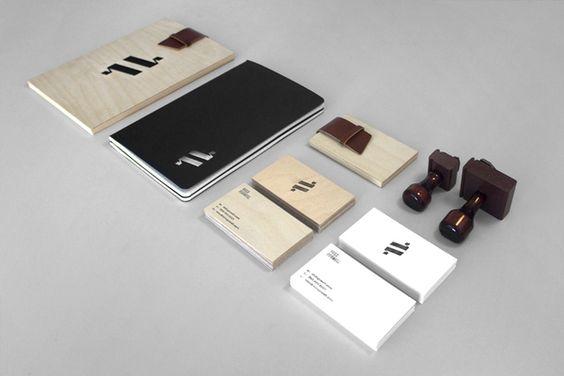 Ross Burwell / Branding by Ross Burwell, via Behance