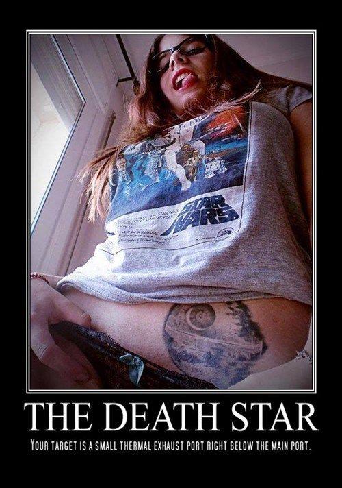Death Star Tattoo Small: Target, Nerd Stuff And Tattoo Ideas