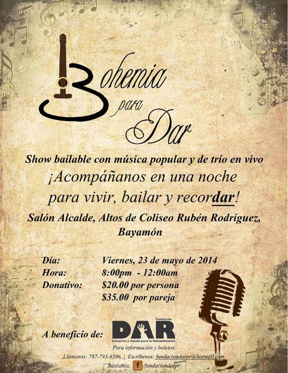 Bohemia para DAR @ Bayamón #sondeaquipr #bohemiaparaDAR #coliseorubenrodriguez #bayamon #puertoricanbiker