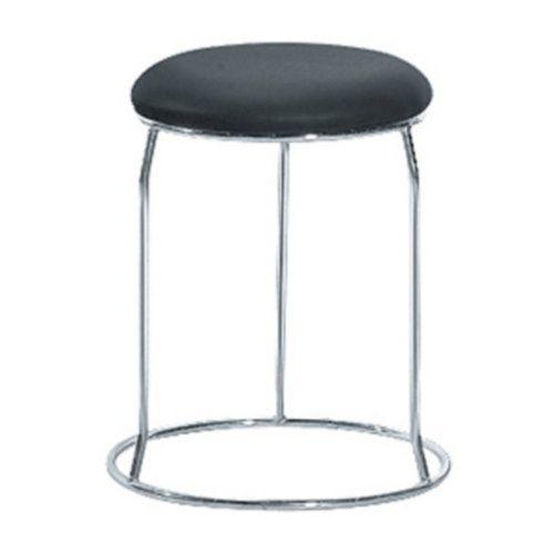 Round Metal Chair In Turquoise Design By Skalny Circle Chair