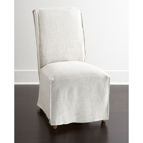 Maisy Upholstered Host Chair (€1.055) ❤ liked on Polyvore featuring home, furniture, chairs, dining chairs, white, upholstered furniture, white fabric dining chairs, pair chairs, set of 2 dining chairs and white fabric chair