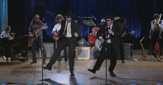 THE BLUES BROTHERS: KING BEES AND RUBBER BISCUITS