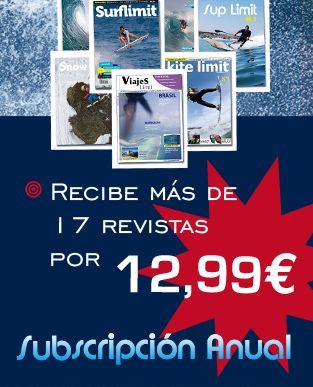 Kite Limit : KITE LIMIT nº4 - KioscoLimit, revistas de surf, kitesurf, snowboard y surf girls