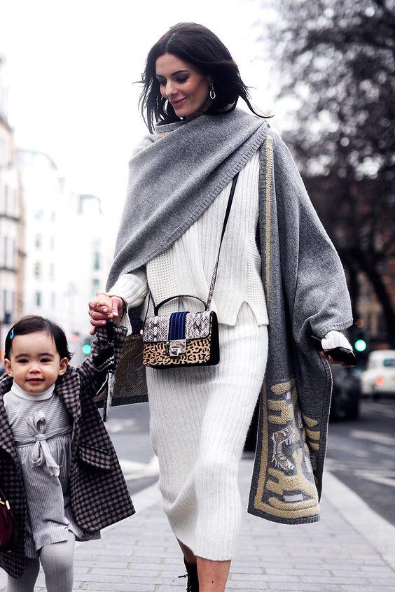 Street Style de Fashion Week Londres | Galería de fotos 77 de 105 | VOGUE