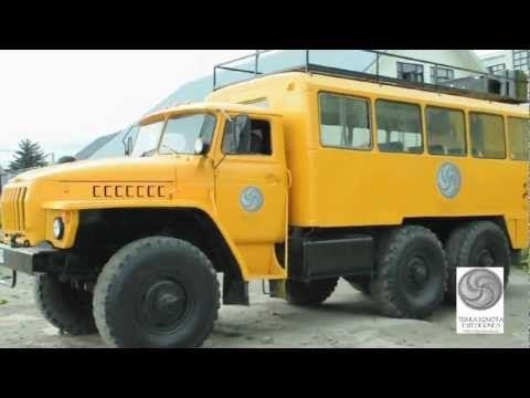 Presentación del camión de Patagonia Truck: Patagón