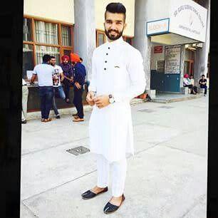 Best ideas about Punjabi Dress, Pajama Punjabi and Punjabi ...