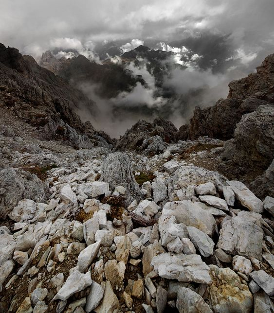Dolomiti Alps / Natu_rae S by Gustav Willeit