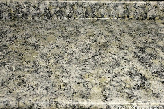 Paint Those Laminate Counters Into Beautiful Granite Find