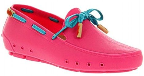 Is this the world's ugliest shoe? High street chain launches Croc-style moccasin