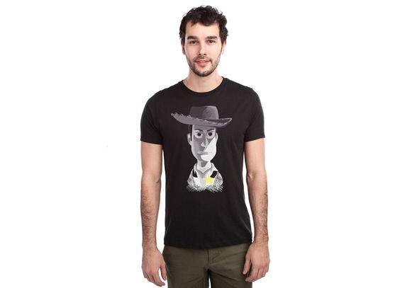 """El Vaquero!"" - Threadless.com - Best t-shirts in the world"