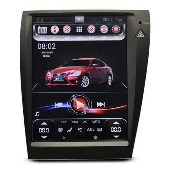 12 1 Tesla Vertical Screen Android Car Multimedia Gps Navigation Dvd Radio Audio For Lexus Es Es240 Es250 Es300 Es330 Es350 Lexus Gps Navigation Tesla
