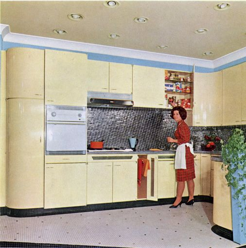 Cuisine on pinterest for Cuisine formica