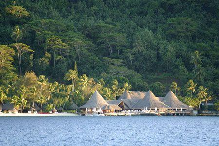 Sofitel Bora Bora Marara Beach & Private Island - General view