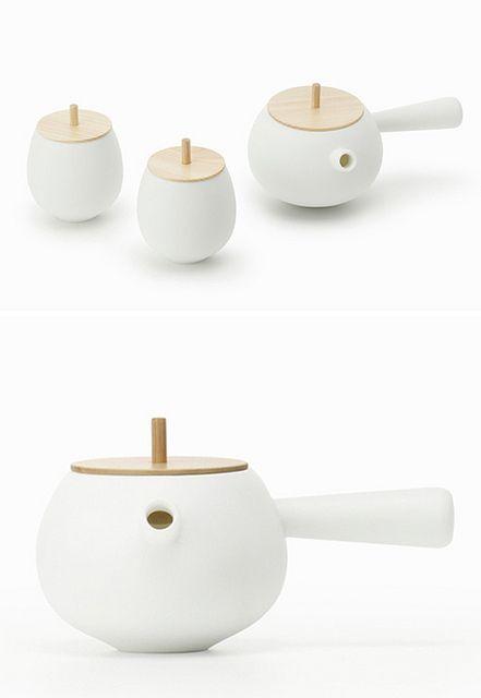 Nendo | Top Tea Set