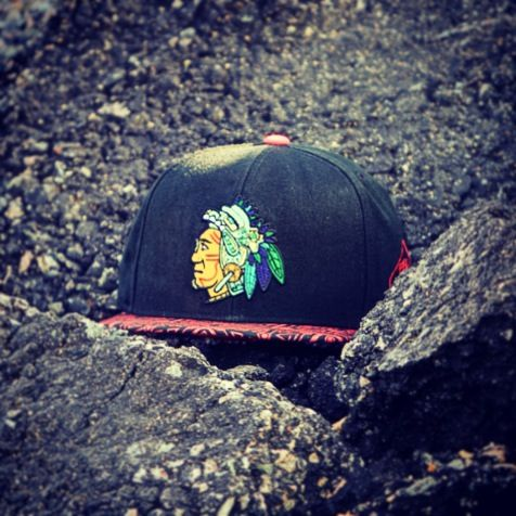 Mayan King snapback now available! $45