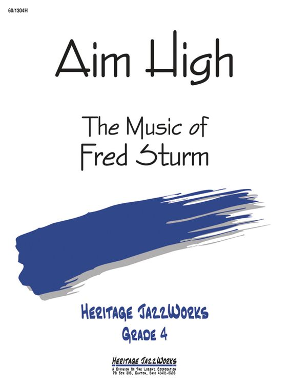 Aim High (by Fred Sturm)