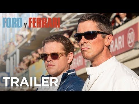 Matt Damon And Christian Bale Star In James Mangold S Ford V