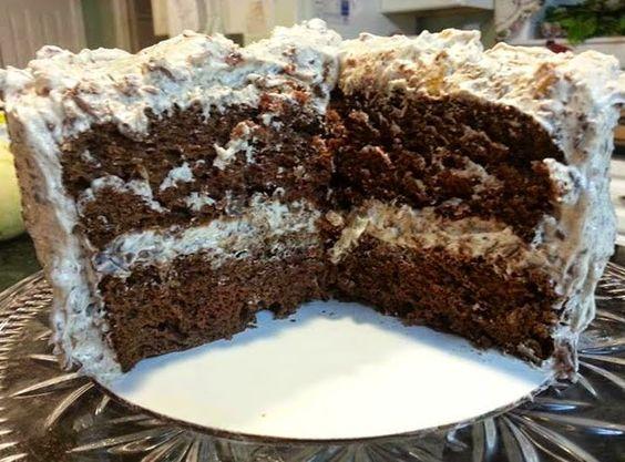 Cooking & Recipes: HERSHEY BAR CAKE