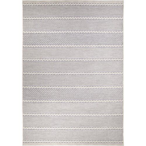 Paige Stripes Gray Indoor Outdoor Area Rug In 2020 Area Rugs Orian Rugs Indoor Outdoor Area Rugs
