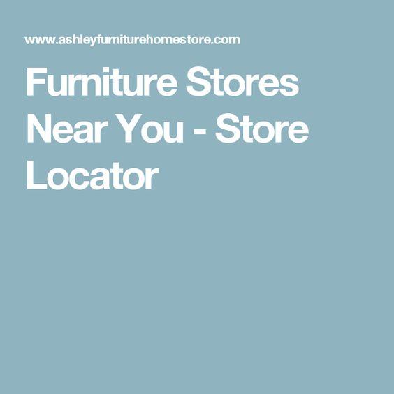 Furniture Stores Near You - Store Locator
