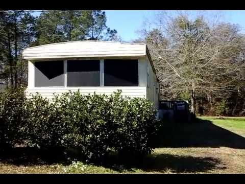 Mobile Home For Sale 6000 Lot Rent 250 M North Florida