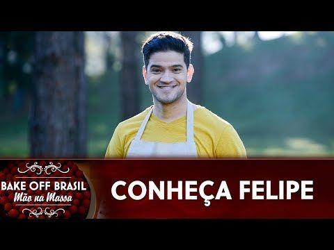 Felipe Participantes Da 5ª Temporada Do Bake Off Brasil