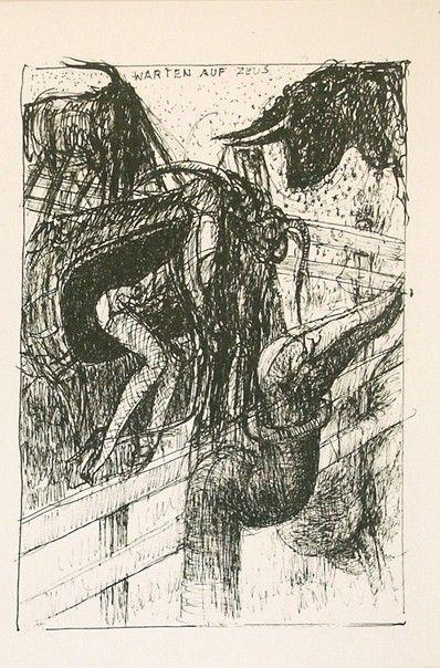 Ганс Руди Гигер: 700 Years of Waiting for. x25