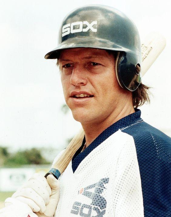 Carlton Fisk 1983: Major League Baseball