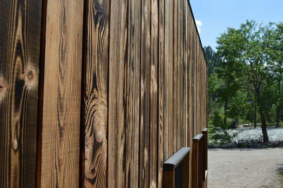 Burnt Wood Siding Http Www Montanatimberproducts Com