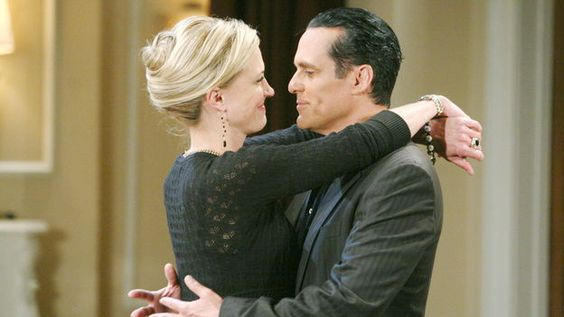Sonny and Kate. #GH