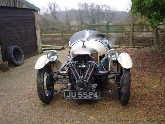 1934 Morgan MX4 Super Sports MX4 JU5524