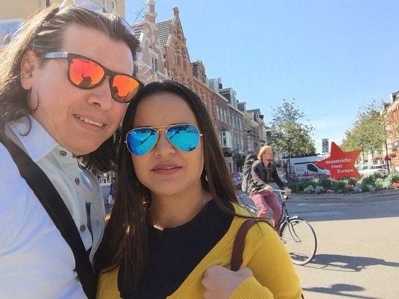 Llegando a Mäatrich!! Países Bajos! #amazingtrips