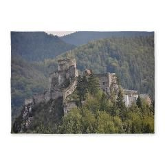 the view in the time back, ruin 5'x7'Area Rug> special photos impressions > MehrFarbeimLeben