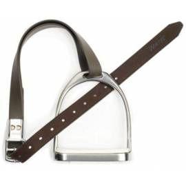 Wintec Slimline Heavy Duty Stirrup Leathers