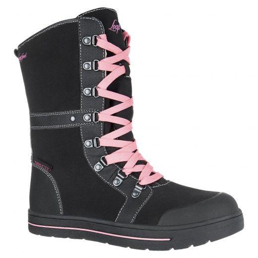 Dámské zimní boty ALBA černá