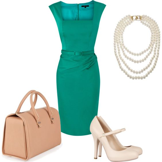 Perfect for a date, created by jacoberly on Polyvore