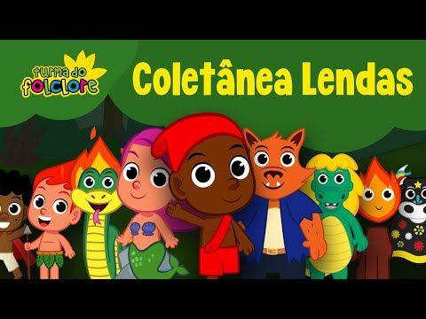 Coletanea Da Turma Do Folclore Lendas 38 Minutos Video