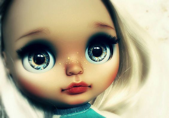 "GOLDEN SUNDAY, only 24 hours OFFER!! Ooak Blythe Custom doll ""Sammy"" so cute and unique!"